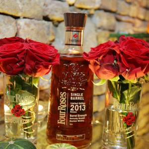 Four Roses präsentiert Single Barrel Bourbon als Limited Edition 2013