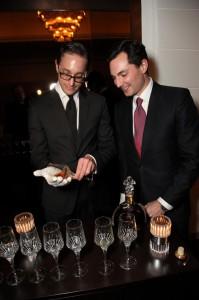 Benjamin Kraft und Morgan de Premorel
