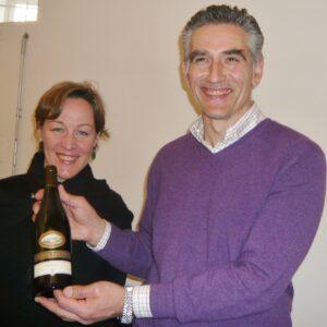 Chiara und Andrea Giaiotti