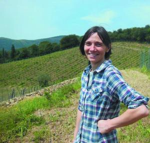 Maddalene im Weingarten
