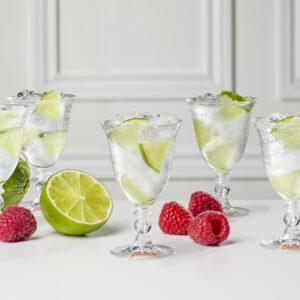 Cointreau Fizz tasting glass
