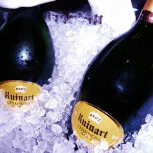 Champagner Ruinart