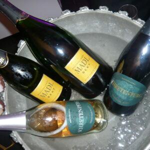 Champagner Winzersekt Madl