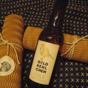Goldkehlchen Cider nette Sache