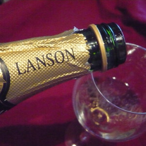 Lanson close up