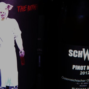 Weingut Schwarz The Butcher Pinot Noir 002