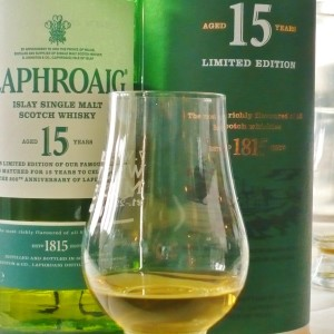 Whisky 200 Jahre Laphroaig