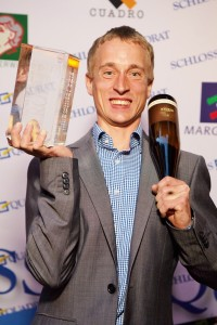 SchlossquadratTrophy-Sieger Christoph Berger
