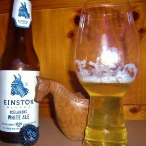 Einstok Icelandic Ale quer
