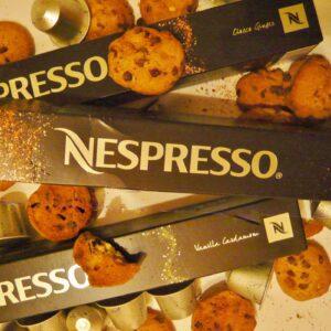 Limited Editions Vanilla Nespresso