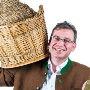Werner Retter vom Obsthof