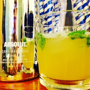 Absolut Loft Birnen Signature