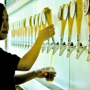 Baird Brewery Izu Japan