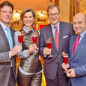 Schlumberger Opernballsekts Cocktail