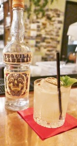 Cabeza Tequila hoch