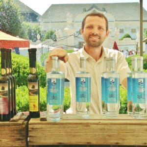 Wallners Bio Gin Neptun