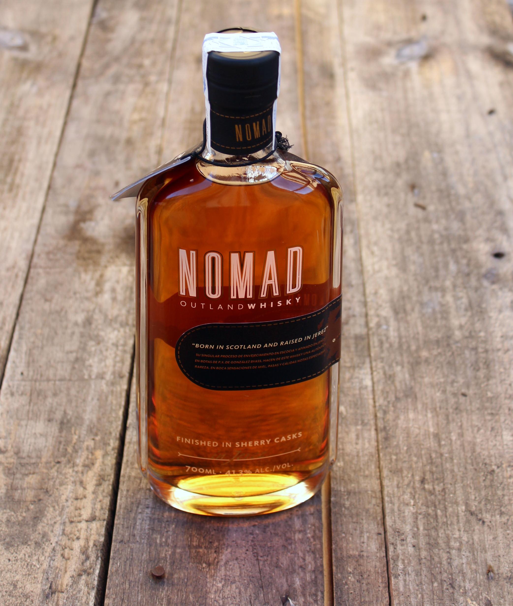 Der Nicht-Schotte wird am Whisky-Etikett zum Nomaden ...
