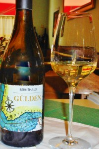 Bernthaler Gülden Orange Wine