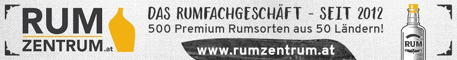Rumzentrum - 500 Premium Rumsorten aus 50 Ländern, das Rum Fachgeschäft seit 2012