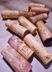 Trinkreife Altweine Korken