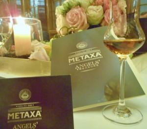 Metaxa Angels Treasure Präsentation