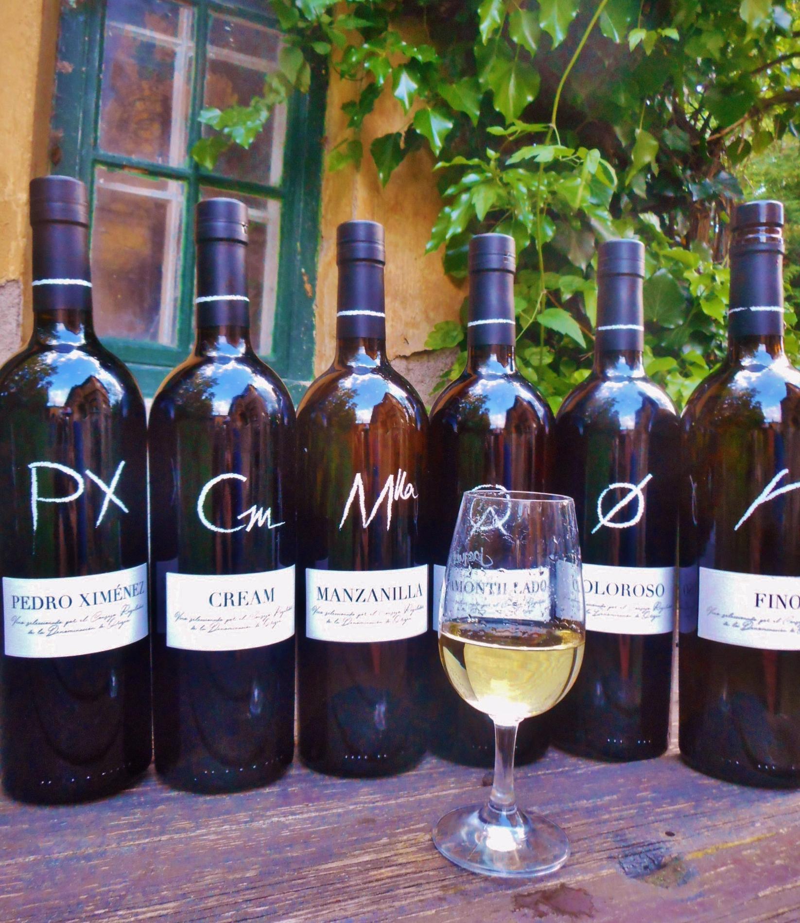 geprägte flasche rotwein italien