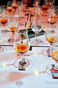 Diplomatico Distillery Gläsers