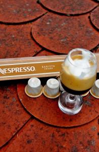 Nespresso Barista Chiaro hoch