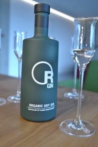 Reisetbauer Organic Gin hoch