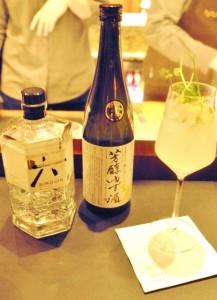 Roku und Sake hoch im shiki (463x640)