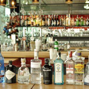 Gin Tasting Poli Heuer am Karlsplatz