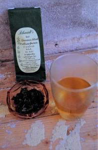 Schmidts Tee hoch