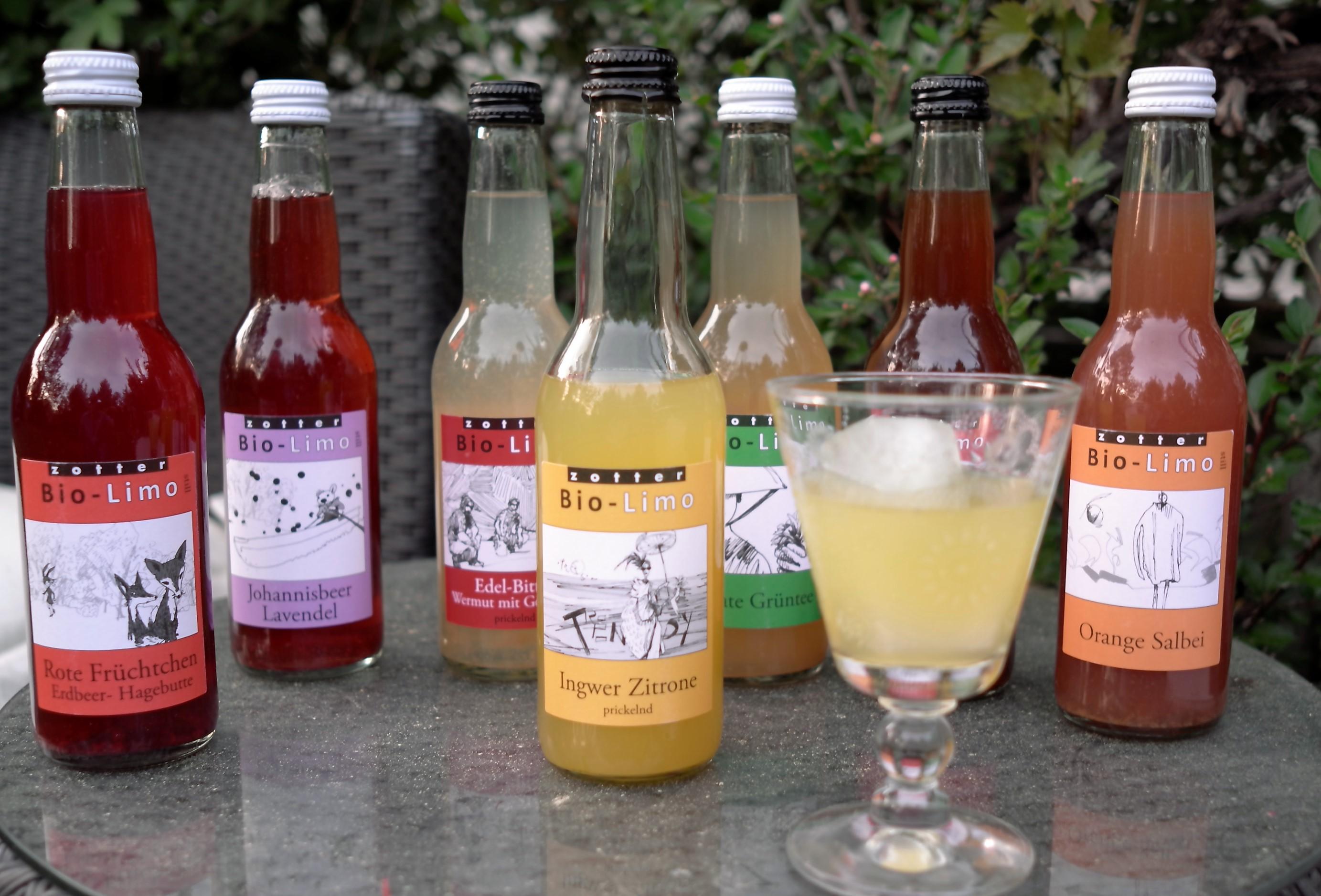 Ein Cola Für Schoko Tiger Und Andere Zotter Limonaden