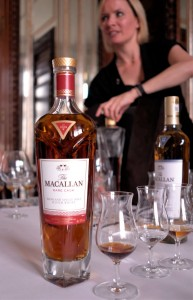 Macallan Single malt hoch