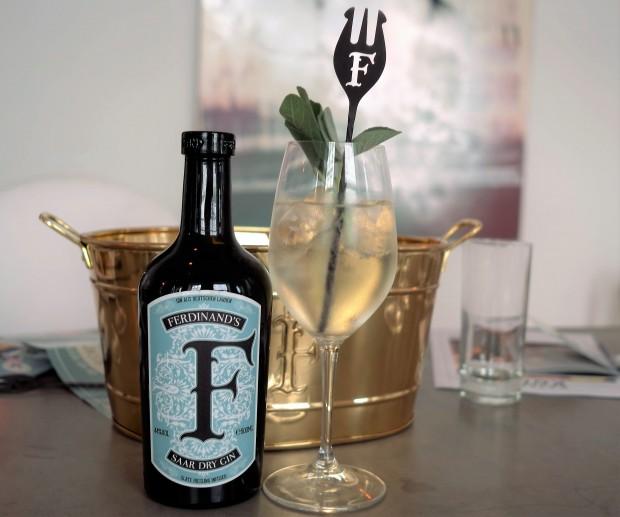 Ferdinands Dry Gin querto