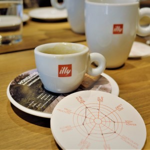 Illy Note d'Autore Honduras querto