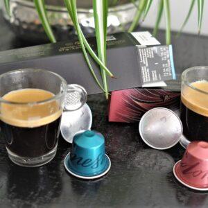 Nespresso Master origin Colombia Indonesia quer