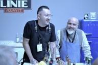 Aquavit mit Butter und Alex Kratena