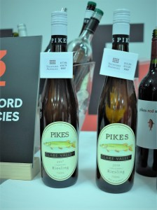 Australia Day Tasting Pikes Riesling