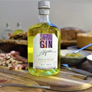 Guglhof Safran Gin querto