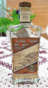 Vecchio Amaro del Capo Calabria hoch