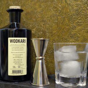 Wodkari Swiss Wodka querto
