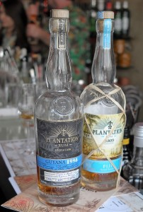 Plantation Rum Guyana hoch