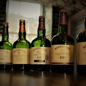 Redbreast Irish Whiskey Midleton quer