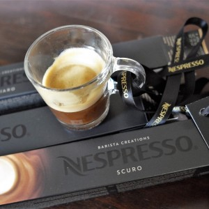 Nespresso Barista Creations Chiaro Scuro querto