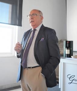 Antonio Flores Winemaker Tio Pepe