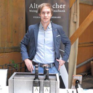 Weingut Altenbacher Vulkanland Schlossquadrat