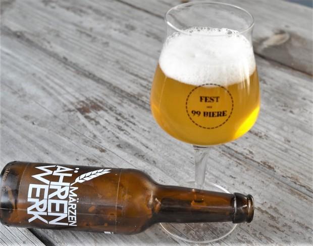 Ährenwerk Bier quer