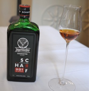 Jägermeister Hot Ginger quadr