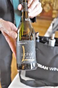 SALON Wein Österreich 19 Flights Lorenz Alphart